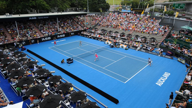 ASB Classic named the players favourite yet again