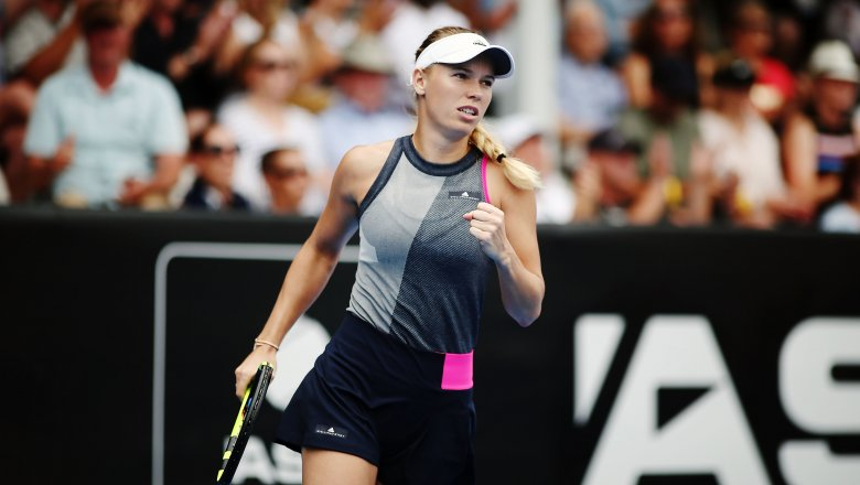 Wozniacki confirmed as Top 10 for ASB Classic
